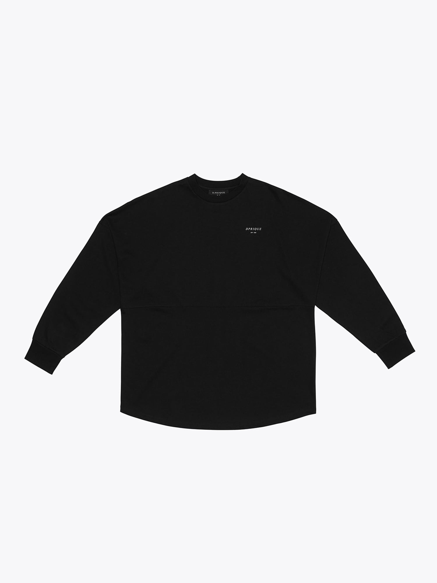 Crew Neck T-Shirt - Black