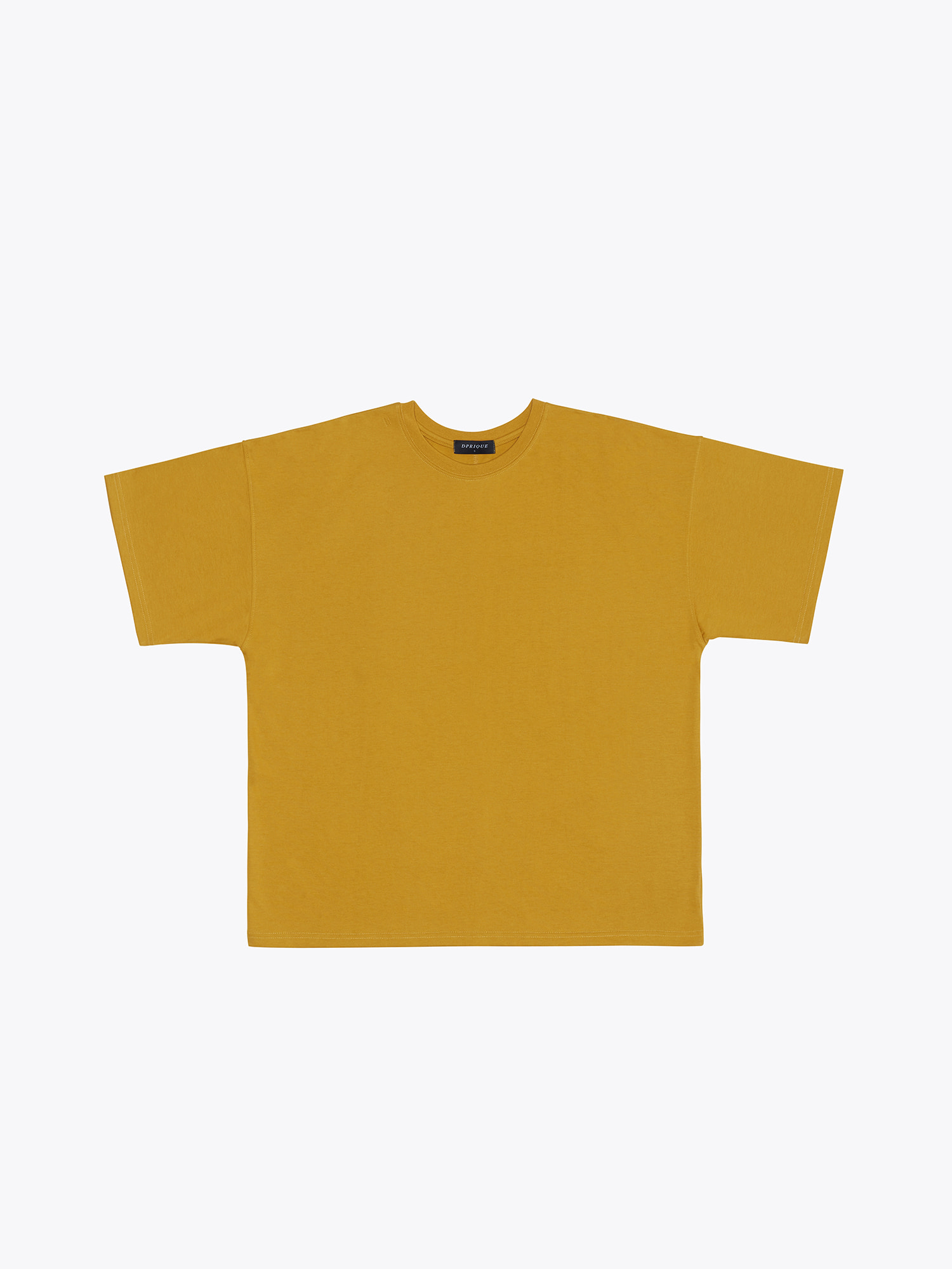 05 Oversized T-Shirt - Yellow