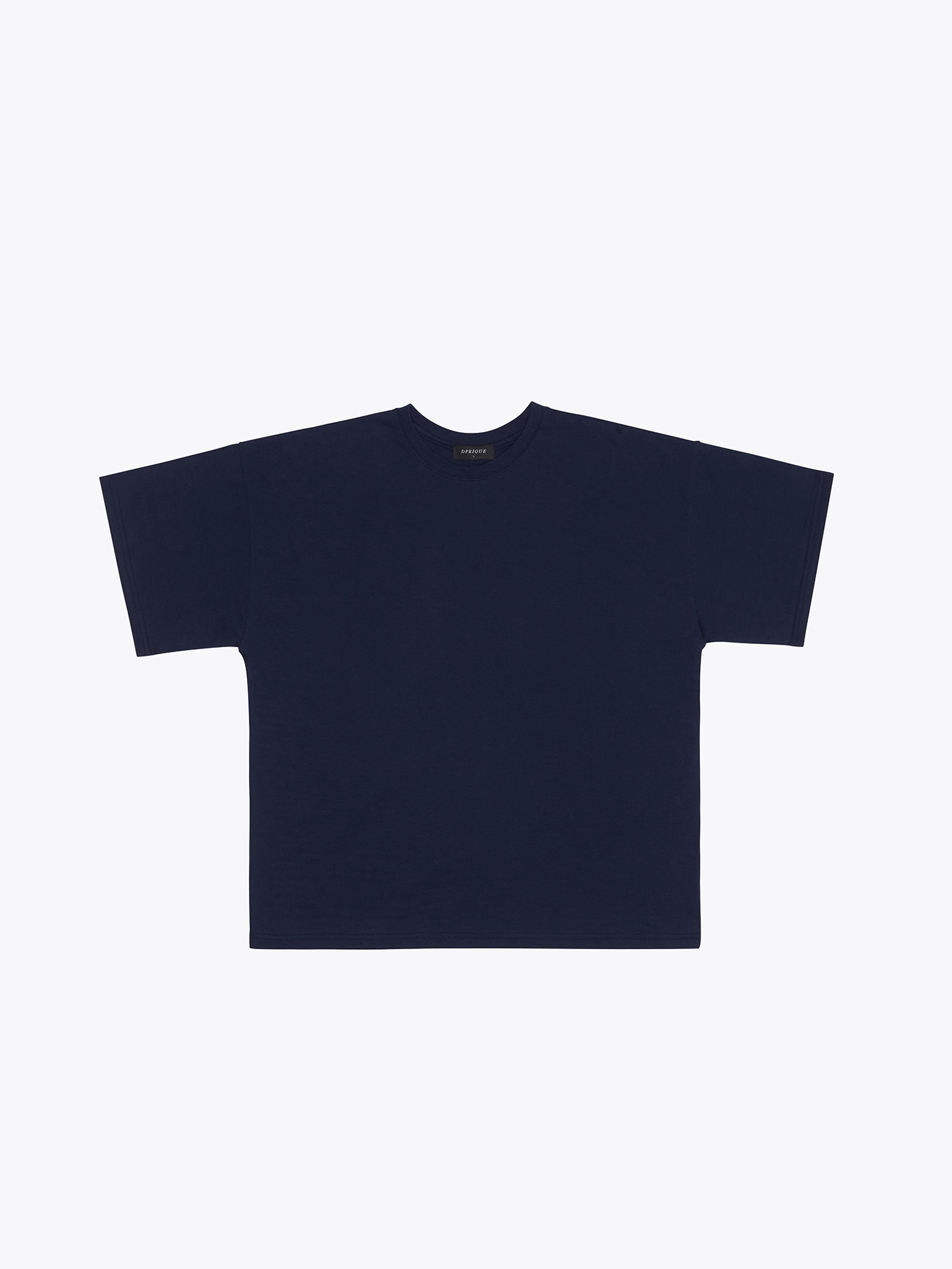 05 Oversized T-Shirt - Navy