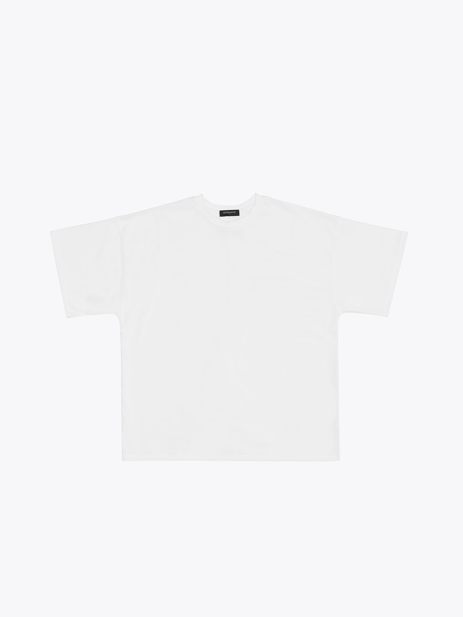 05 Oversized T-Shirt - White