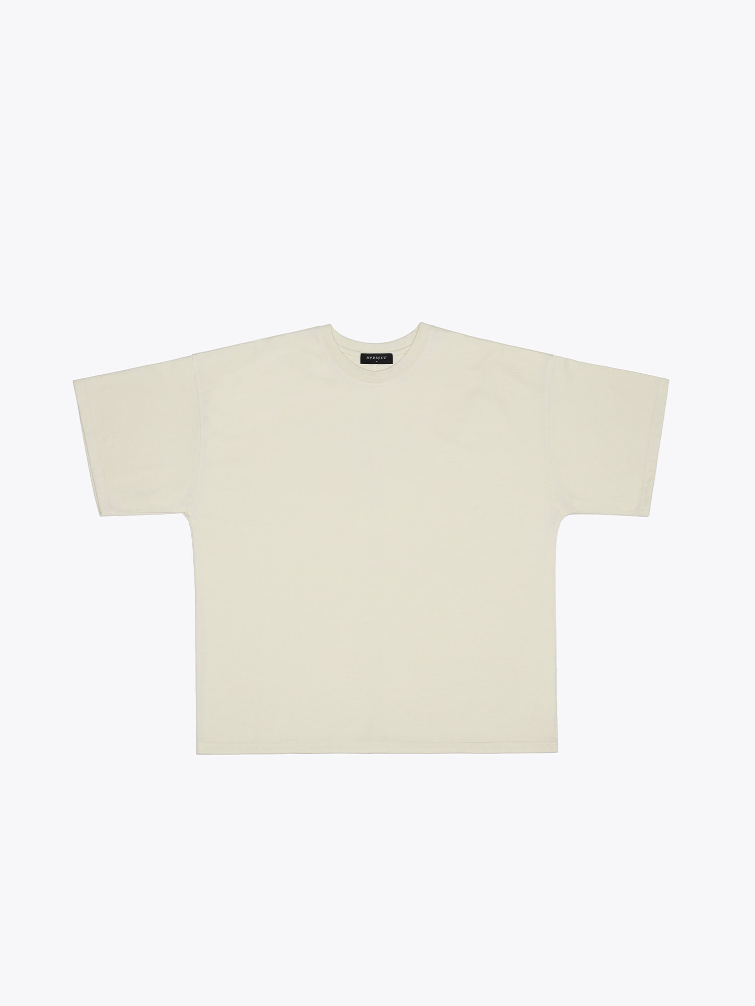 05 Oversized T-Shirt - Beige