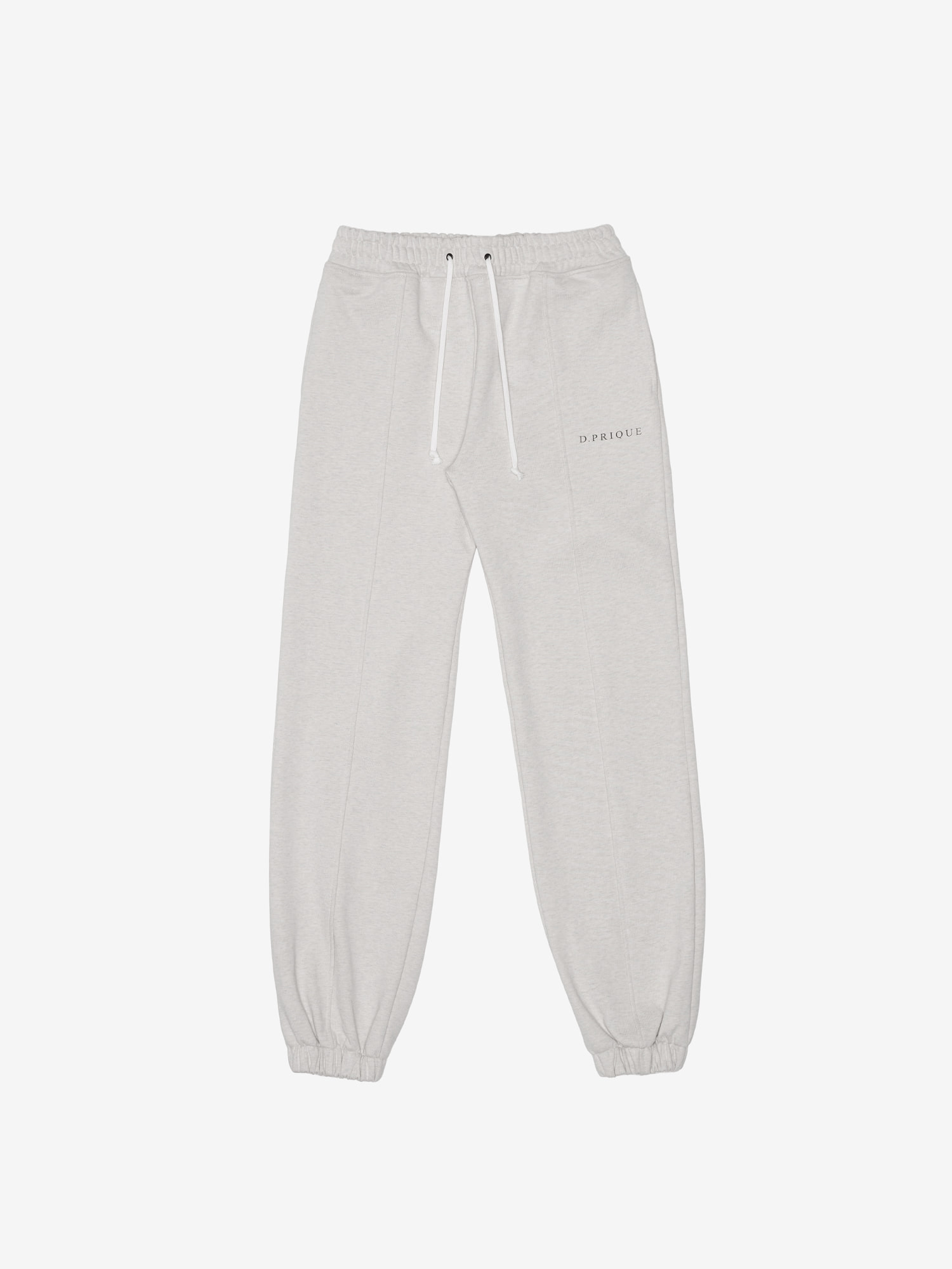 LOGO LOUNGE PANTS - Oatmeal