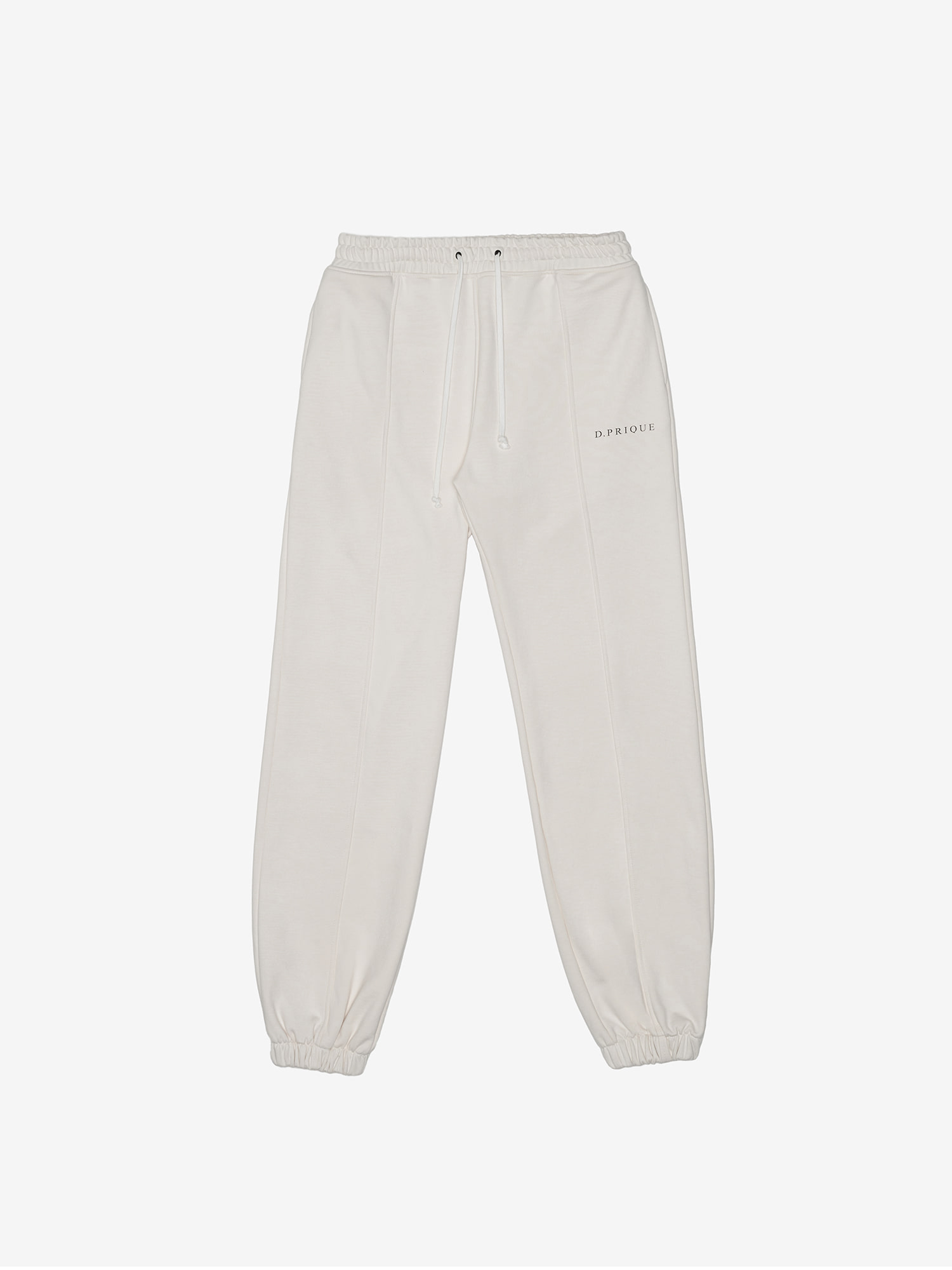 LOGO LOUNGE PANTS - Ivory