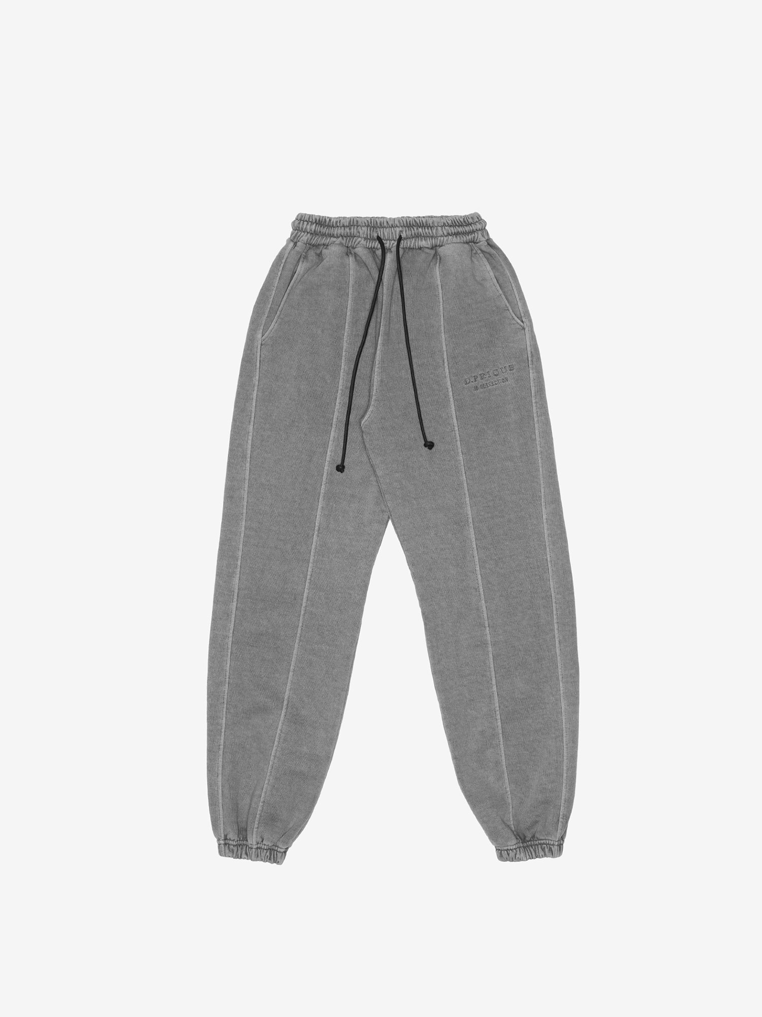 WASHED SWEATPANTS - Grey