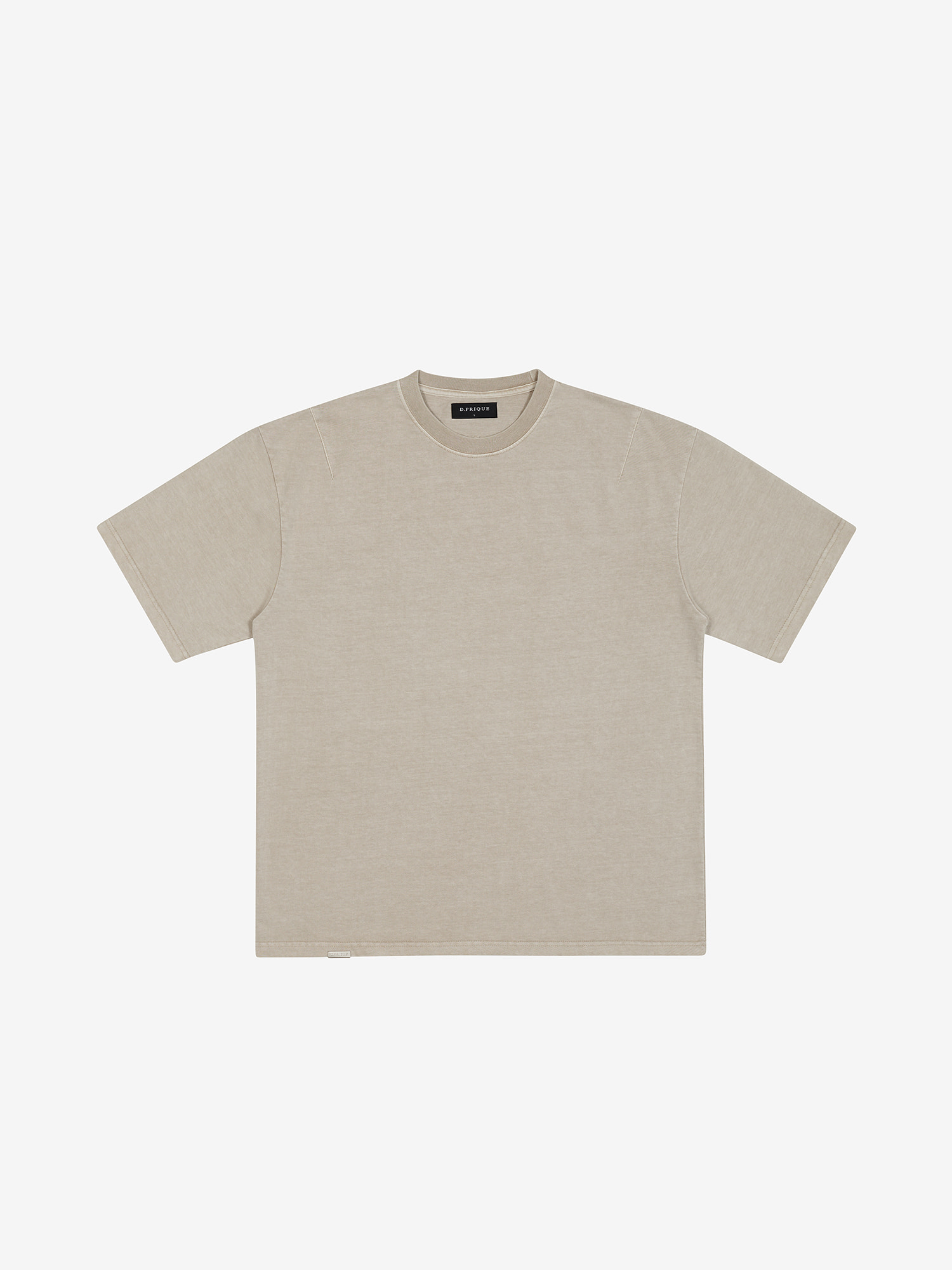 CLASSIC T-SHIRT - WASHED BEIGE