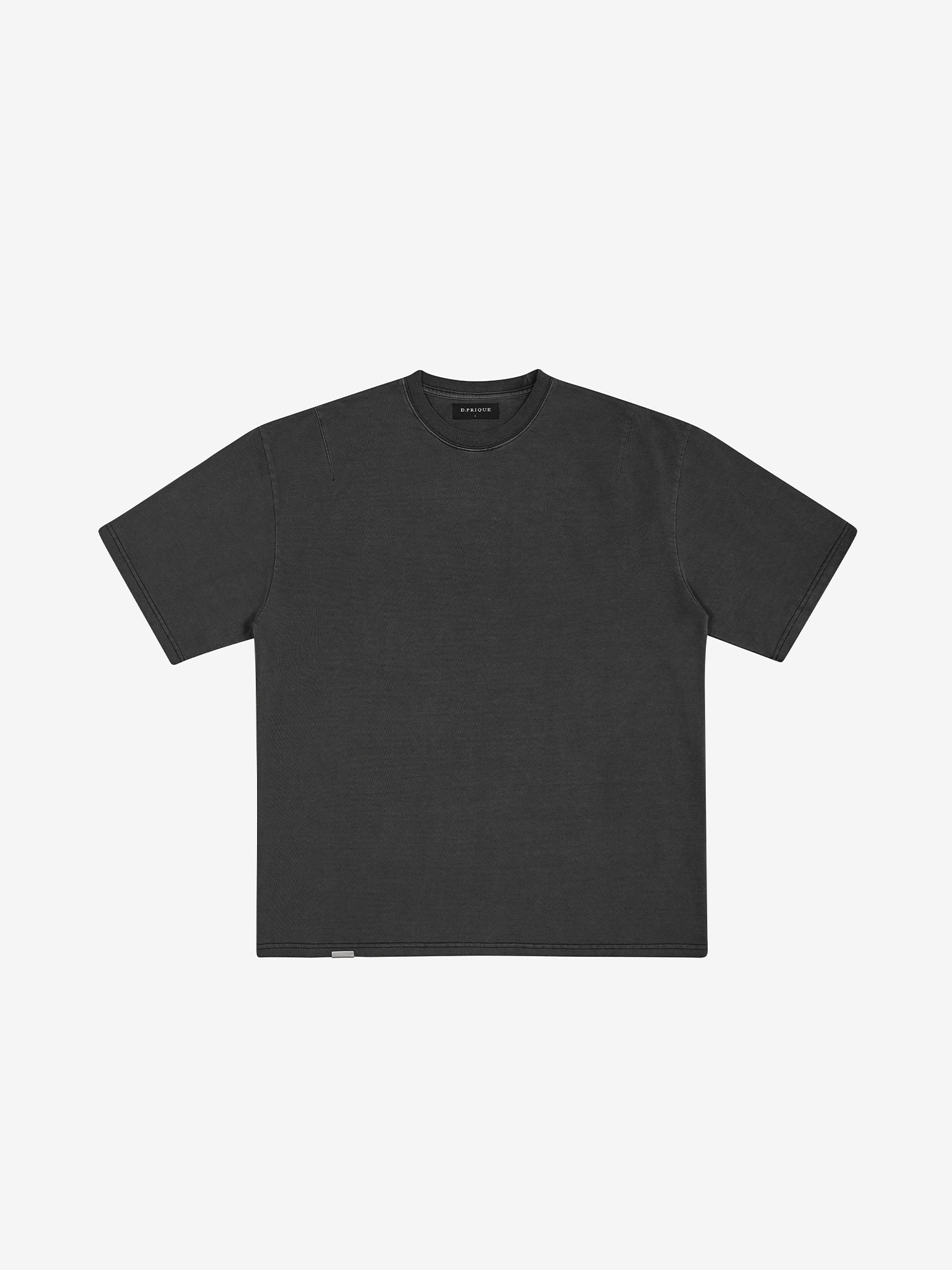 CLASSIC T-SHIRT - WASHED BLACK