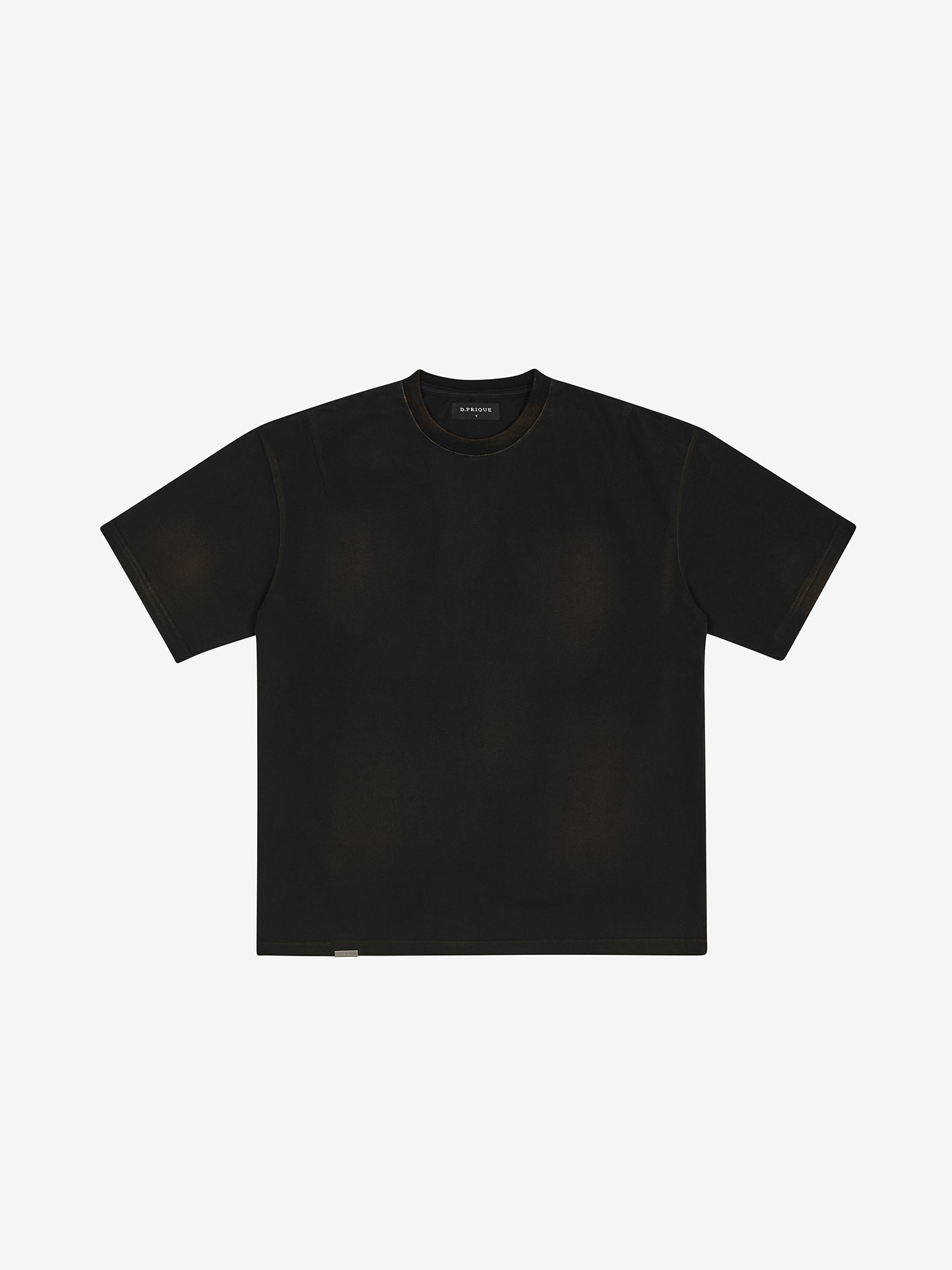 CLASSIC T-SHIRT - FADED BLACK