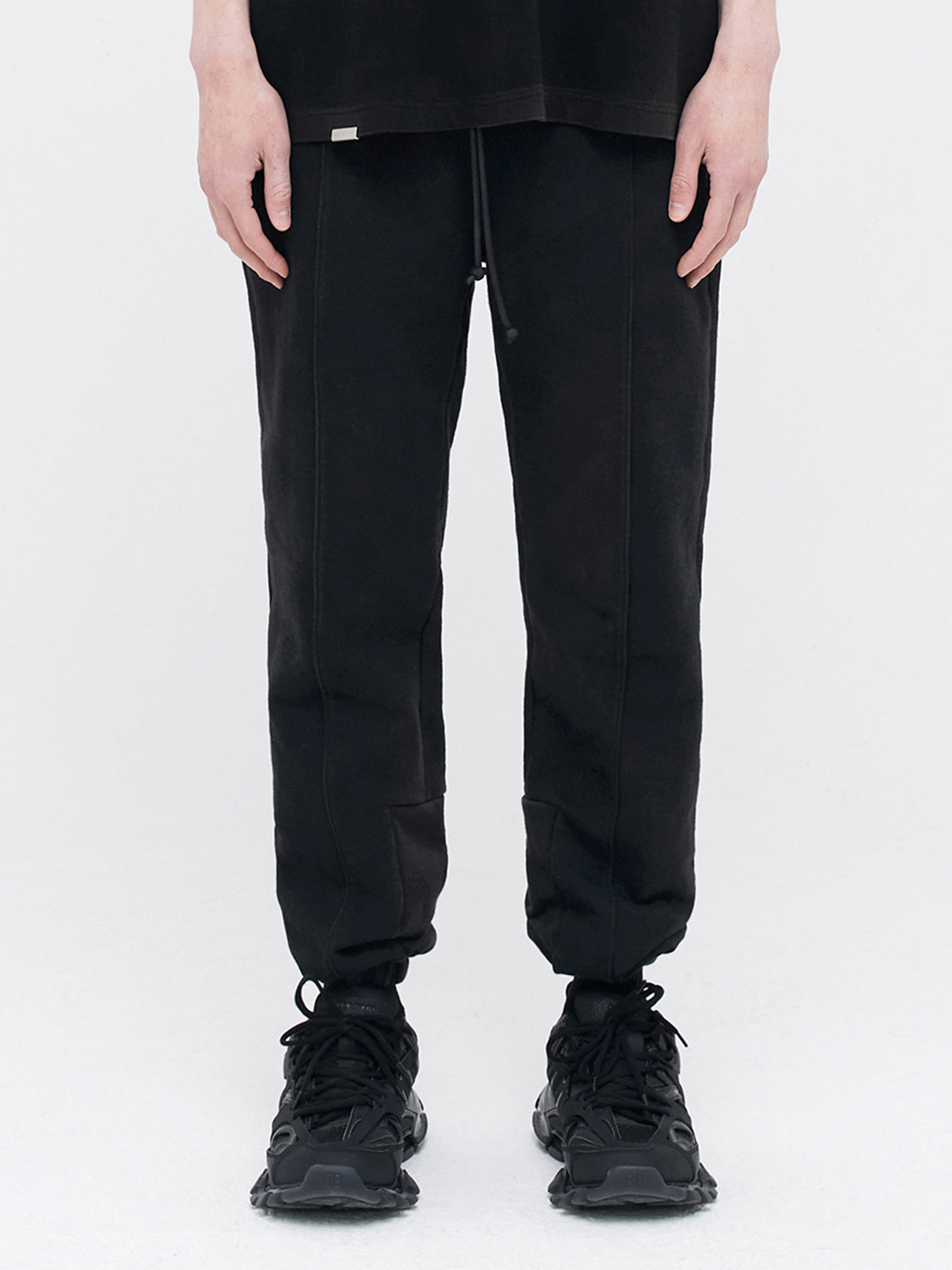 CLASSIC SWEATPANTS - FADED BLACK